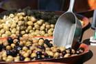 A la pêche aux olives
