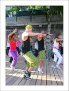 A Paris-Plages 2012, on danse aussi la zumba...