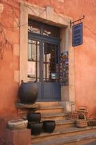 A Roussillon