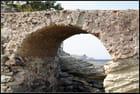 A travers l'arche...