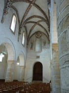 Abbatiale de Romainmôtier (Suisse)