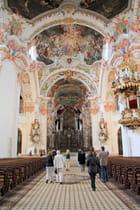 Abbaye d'Einsiedeln