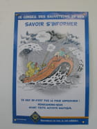 Affiche Sauveteurs en Mer
