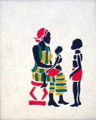 Africa mère et enfants