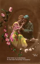 Amour et poilus