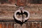 Ancien heurtoir de porte