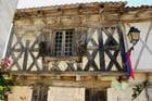 ancien village dans le Tarn et Garonne