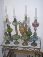 Anciennes lampes à pétrol (Algérie)