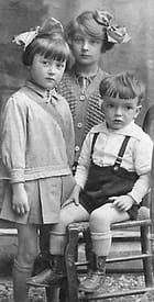 Anciennes photos années 20