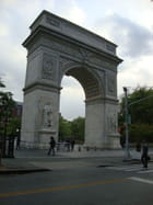 Arc de triomphe à Washington Square Park