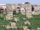 Arc de Triomphe de Kouchbatia. Djebel Gorra