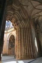 Arcade de l'Eglise de BATALHA