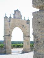Arche du château cos d'estournel