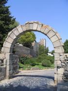 Arche du château de Beja