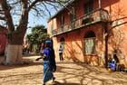 Architecture coloniale à Gorée