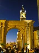 Arequipa, la ville blanche