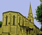 Arès, abside et clocher Église