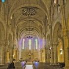 Arès, nef Église