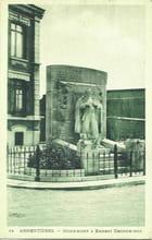 Armentières - Monument à Ernest Deceuninck