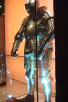 Armure d'Henri VIII. Précurseur du slip Kangourou