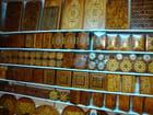 Artisanat d'ESSAOUIRA,  Bois  de Thuya