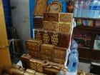 Artisanat Essaouira - Bois  de Thuya