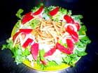 assiette repas : la vegetal