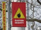 Attention gravité !