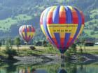 Attérissage montgolfière