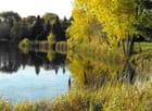 Au bord du Lac Boivin