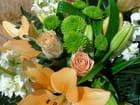 Au coeur d'un bouquet