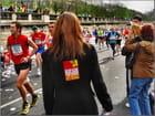 Au marathon de Paris
