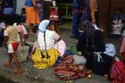 Au marché de santa cruz