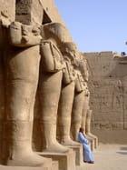 Au pied des pharaons
