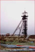Auchel (62) et ses environs - Paysage minier - Chevalet