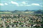 AUCHEL et ses environs, paysage minier