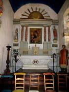 Autel de la chapelle Saint Michel de Fort La Latte (2)