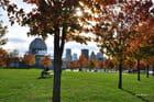 automne à Montréal