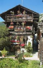 Automne en Valais suisse