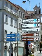 Aveiro au Portugal
