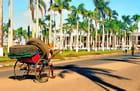 Avenue de l,Indépendance à Tamatave
