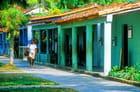 Avenue principale de Vinalès