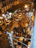 Bab-el-oued by night