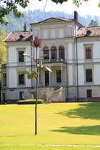 Baden-Baden, villa de la Lichtentaler Allee
