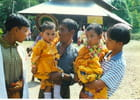 Bagan cérémonie religieuse