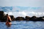 baignade à Grand Anse