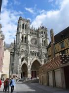 Balade à Amiens - La cathédrale 1