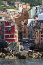 Balade aux Cinque Terre : Riomaggiore