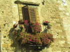 Balcon à Colle Val d'Elsa