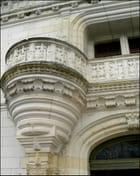 Balcon Renaissance à Chenonceau